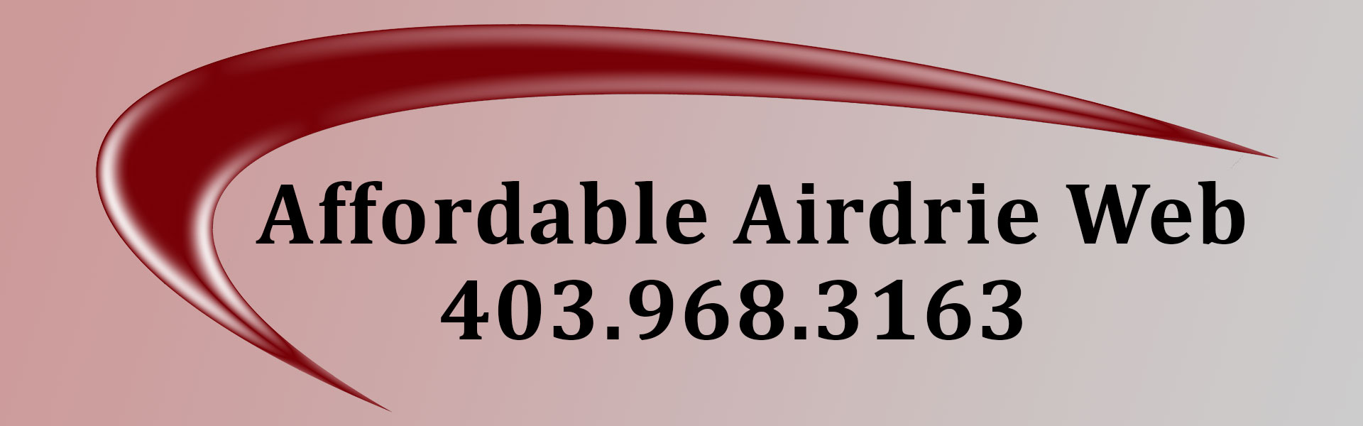 Contact Affordable Airdrie Web, a custom web design and development firm serving Airdrie and the Calgary region